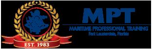 Maritime Professional Training Logo